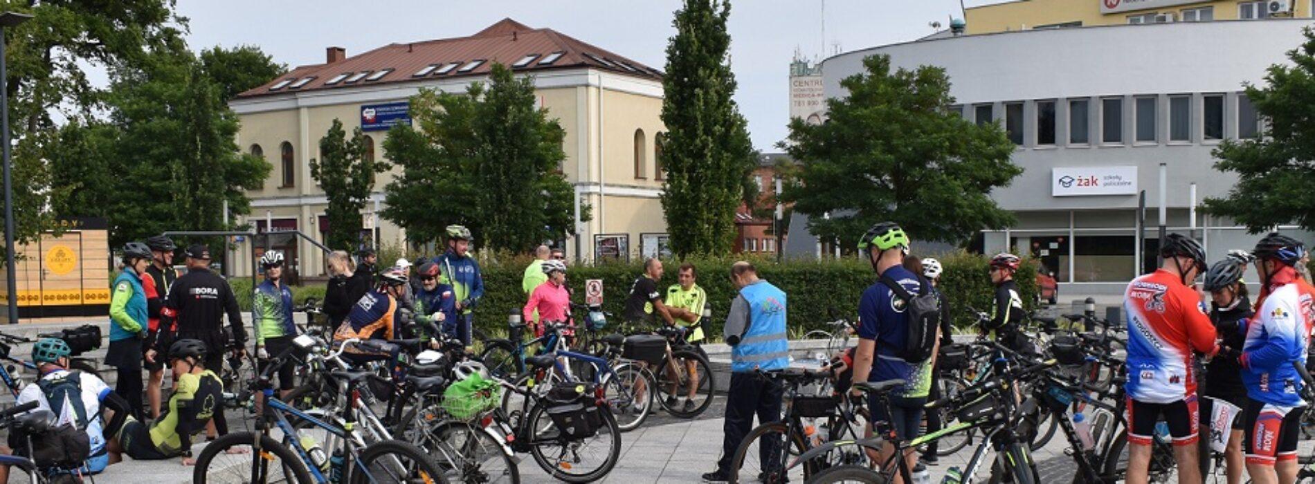 Piła coraz popularniejsza wśród rowerzystów