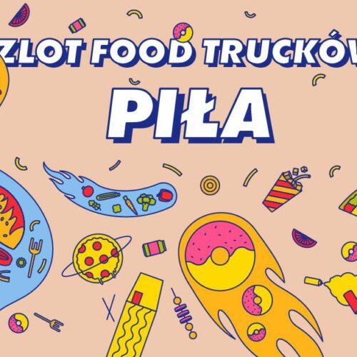 Food trucki w Pile – smaczne pożegnanie lata