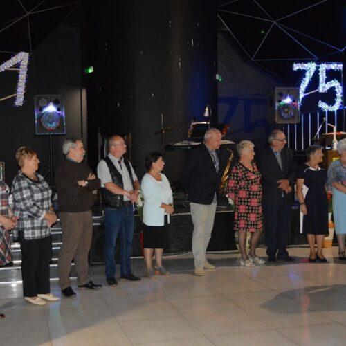 75 lat ROD Kolejarz w Pile i 31 lat pracy Prezesa